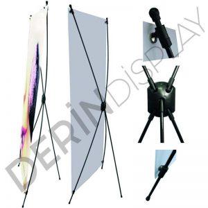 X Banner Baskısı 60x180