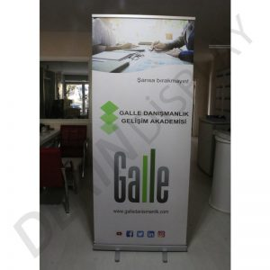 ROLL-UP BANNER 85X200 CM