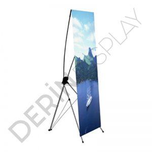 X banner 80x180