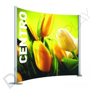 CENTRO OVAL STAND 3 PANEL