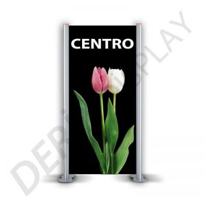 CENTRO BANNER STAND 1 PANEL