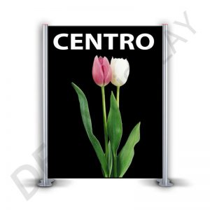 CENTRO BANNER STAND 2 PANEL