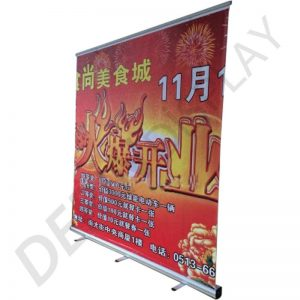 ROLLUP BANNER 200x200 CM
