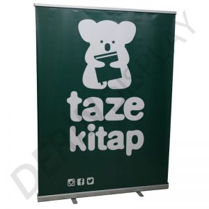 Roll Up Banner 150x200 cm