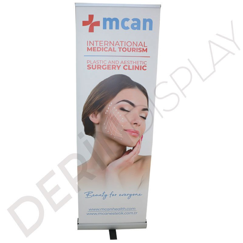 ROLL-UP BANNER 60X200 CM