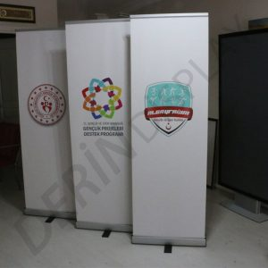 ROLL-UP BANNER 60X180 CM