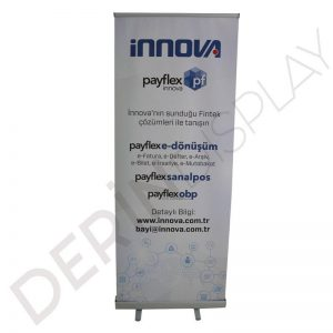 ROLL-UP BANNER 80X200 CM